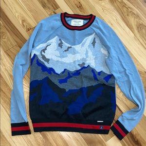 Abercrombie women's sweater embellished! NWOT